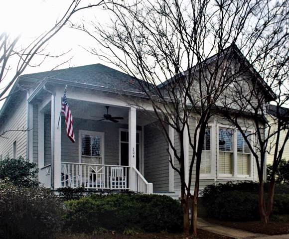204 Studio Street, TAYLOR, MS 38673 (MLS #144489) :: Oxford Property Group