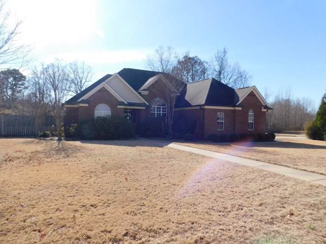 102 Taylor Circle, TAYLOR, MS 38673 (MLS #144491) :: Oxford Property Group