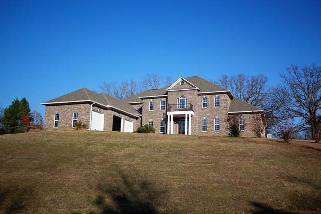 158 Fox Trail Run, OXFORD, MS 38655 (MLS #144498) :: John Welty Realty