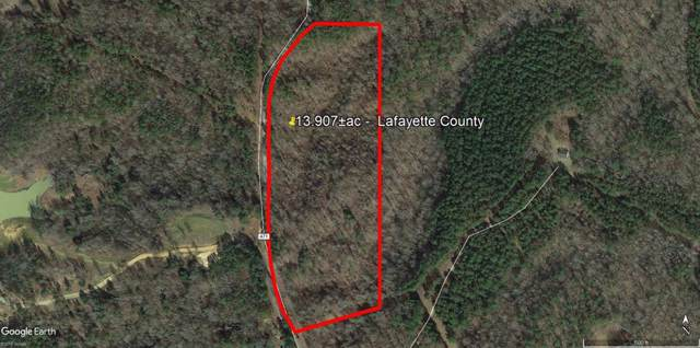 13.907a Cr 471, OXFORD, MS 38655 (MLS #144511) :: Oxford Property Group