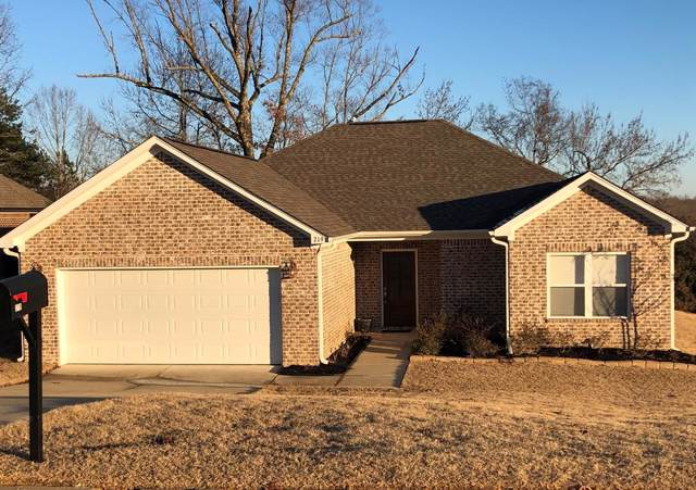 219 Forest Glen Drive, OXFORD, MS 38655 (MLS #144512) :: Oxford Property Group