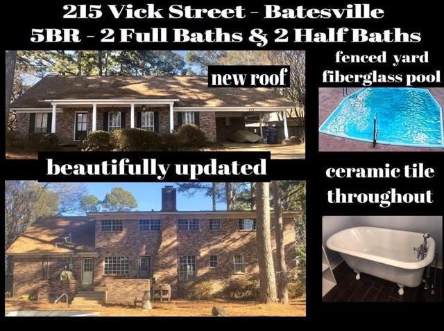 215 Vick Street, BATESVILLE, MS 38606 (MLS #144576) :: John Welty Realty