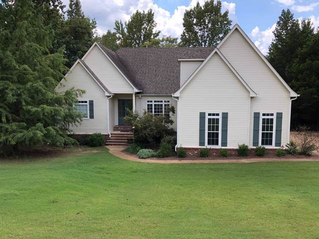 205 Woodlawn Drive, OXFORD, MS 38655 (MLS #144704) :: John Welty Realty