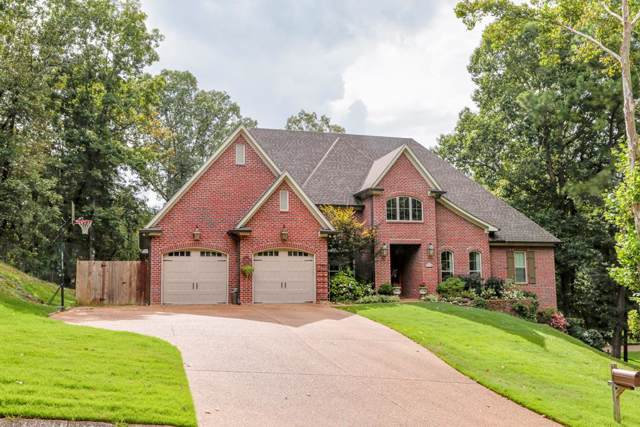 713 Ridgewood Manor Drive, OXFORD, MS 38655 (MLS #144707) :: John Welty Realty