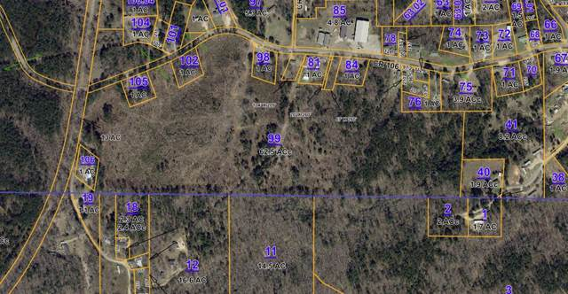 TBD Cr 106, ABBEVILLE, MS 38601 (MLS #144805) :: John Welty Realty