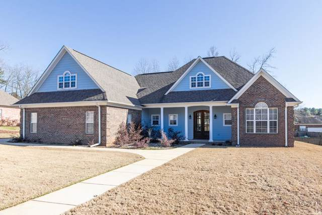 208 Taylor Drive, OXFORD, MS 38655 (MLS #144813) :: John Welty Realty