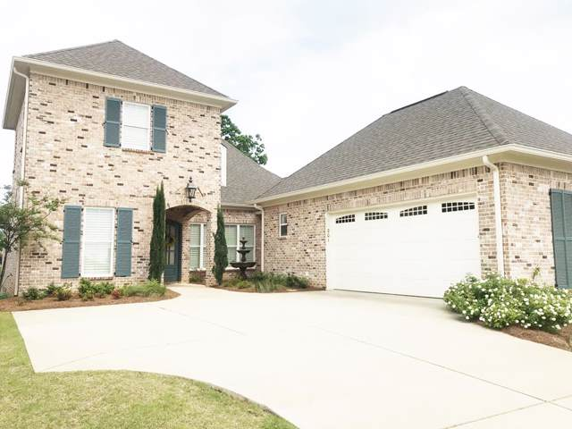 201 Fairway Court, OXFORD, MS 38655 (MLS #144841) :: Oxford Property Group