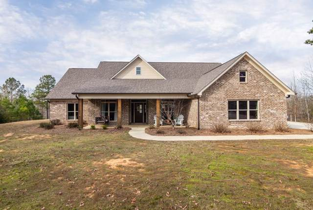 45 Cr 277, OXFORD, MS 38655 (MLS #144843) :: Oxford Property Group
