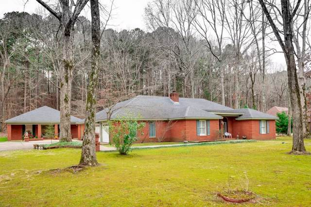 511 Woodland Hills Dr, OXFORD, MS 38655 (MLS #144908) :: John Welty Realty