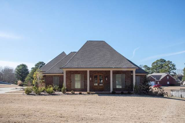 108 Downing Street, OXFORD, MS 38655 (MLS #144928) :: John Welty Realty