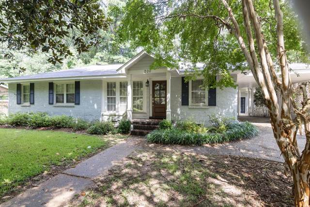 200 Stone Road, OXFORD, MS 38655 (MLS #144933) :: John Welty Realty