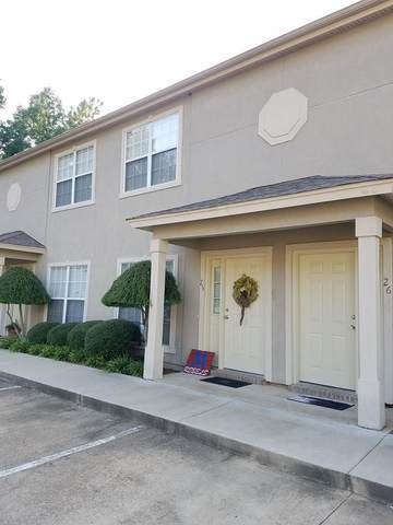 2109 Harris Dr. #25, OXFORD, MS 38655 (MLS #145003) :: John Welty Realty