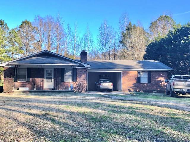 22 County Road 223, BRUCE, MS 38915 (MLS #145040) :: John Welty Realty