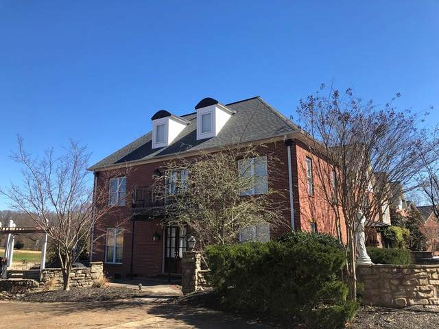 724 Mogridge, OXFORD, MS 38655 (MLS #145066) :: Cannon Cleary McGraw