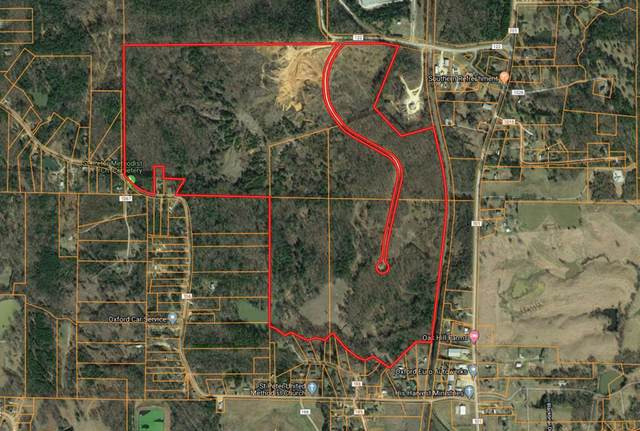 0 Cr 122, OXFORD, MS 38655 (MLS #145072) :: Oxford Property Group