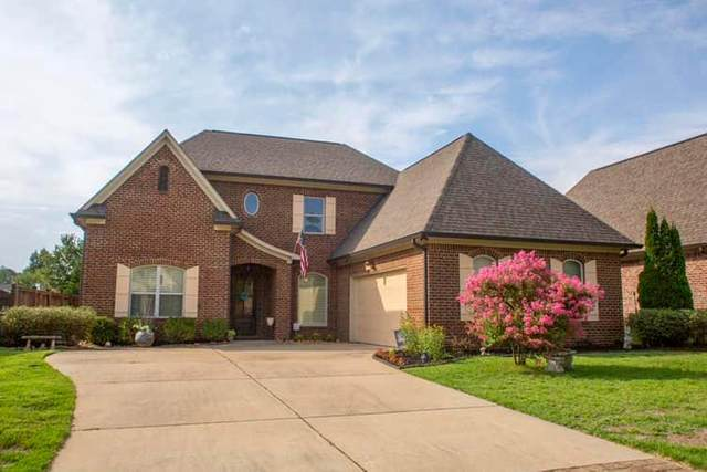 341 Windsor Drive North, OXFORD, MS 38655 (MLS #145088) :: John Welty Realty