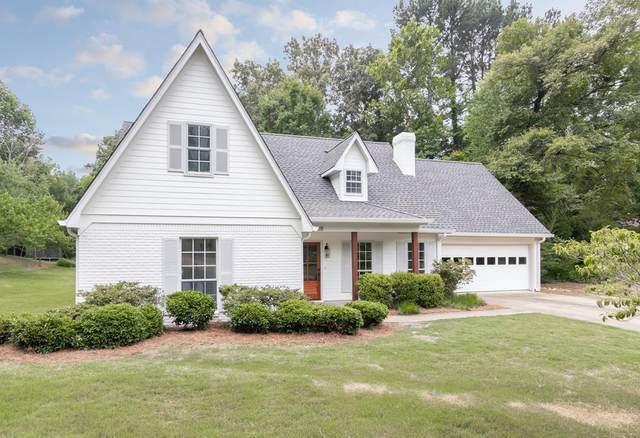 408 Cherokee Drive, OXFORD, MS 38655 (MLS #145104) :: John Welty Realty