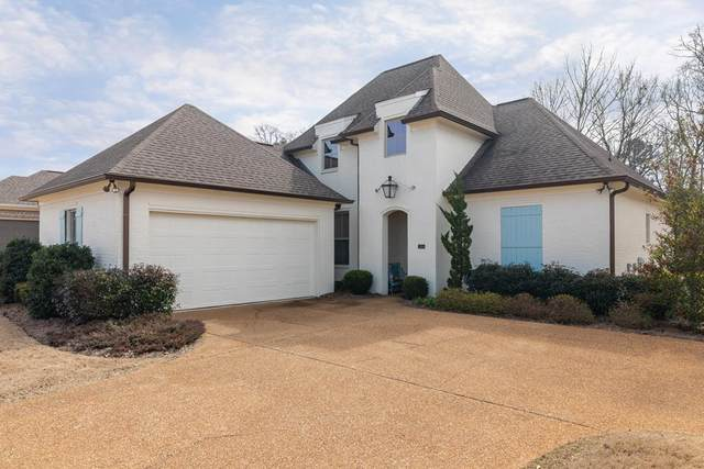 120 Mulberry Lane, OXFORD, MS 38655 (MLS #145107) :: Oxford Property Group