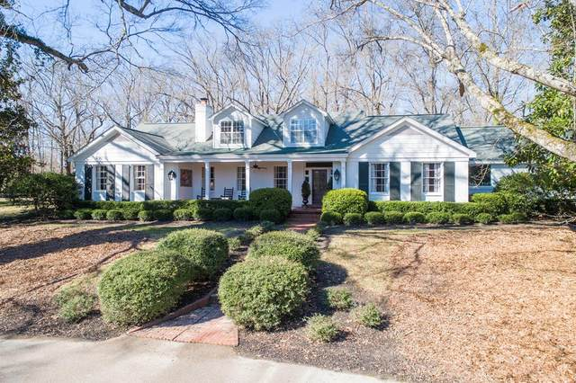 28 Cr 3024, OXFORD, MS 38655 (MLS #145113) :: Oxford Property Group