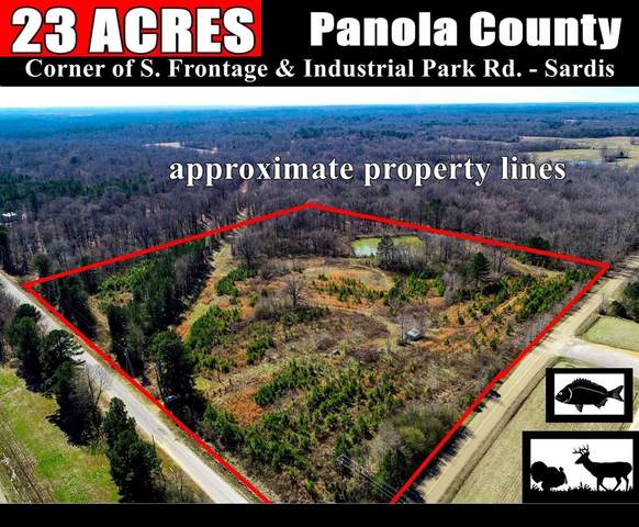 2000 South Frontage Road, SARDIS, MS 38666 (MLS #145119) :: Oxford Property Group
