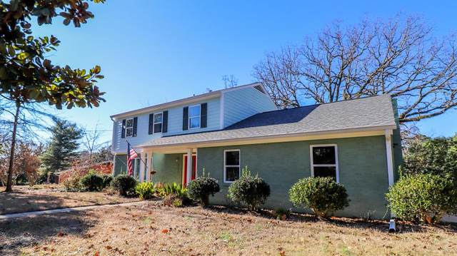 321 Murray Street, OXFORD, MS 38655 (MLS #145122) :: John Welty Realty