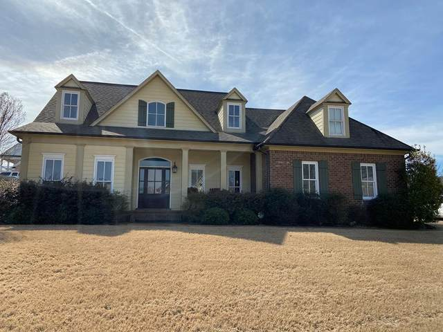 703 North Pointe Cove, OXFORD, MS 38655 (MLS #145124) :: John Welty Realty