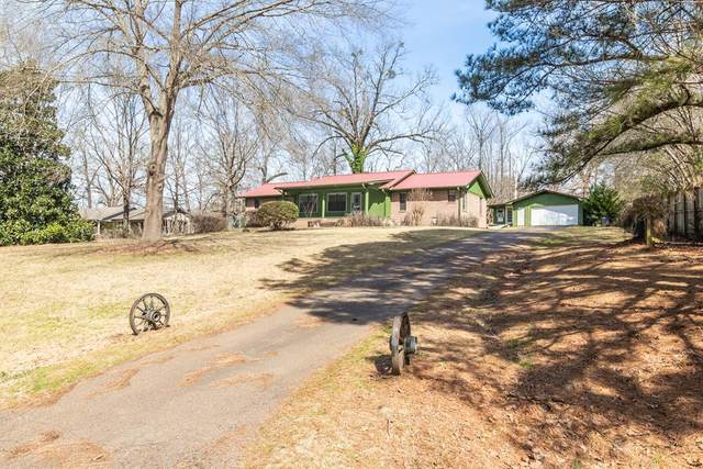 804 Cr 102, OXFORD, MS 38655 (MLS #145128) :: John Welty Realty