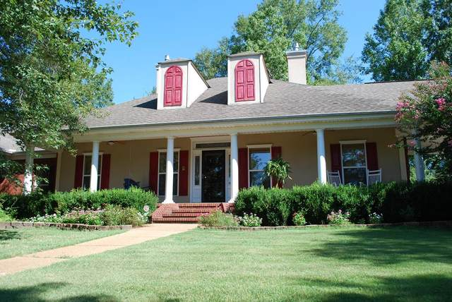 9 Cr 4073 ( Hwy 334), OXFORD, MS 38655 (MLS #145131) :: John Welty Realty