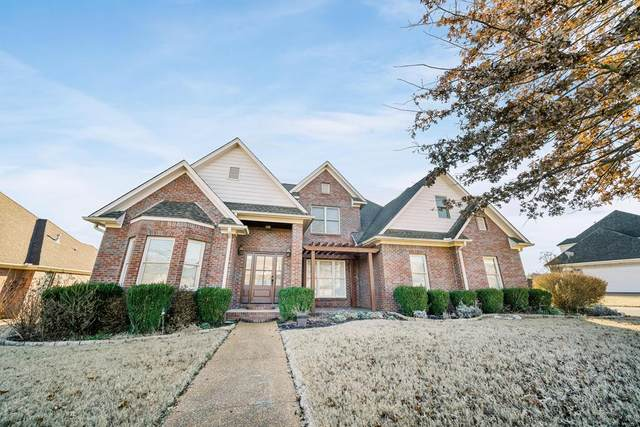 602 Centerpointe Cove, OXFORD, MS 38655 (MLS #145133) :: John Welty Realty