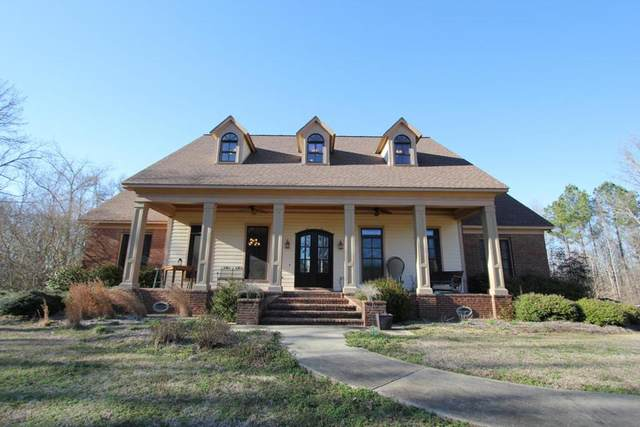 1845 Hwy 30 East, NEW ALBANY, MS 38652 (MLS #145172) :: Oxford Property Group