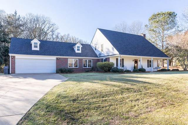 825 Maplewood Drive, OXFORD, MS 38655 (MLS #145255) :: John Welty Realty