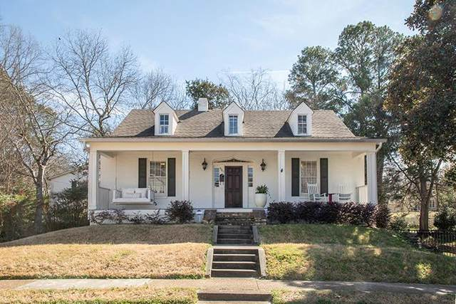 607 South 8th Street, OXFORD, MS 38655 (MLS #145284) :: John Welty Realty