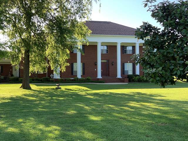 10538 Ms 15, PONTOTOC, MS 38863 (MLS #145285) :: John Welty Realty