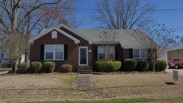 104 N. Madison St, Calhoun City, MS 38916 (MLS #145297) :: John Welty Realty