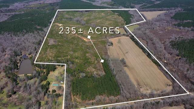 235ac Hwy 32 E, WATER VALLEY, MS 38965 (MLS #145334) :: Oxford Property Group