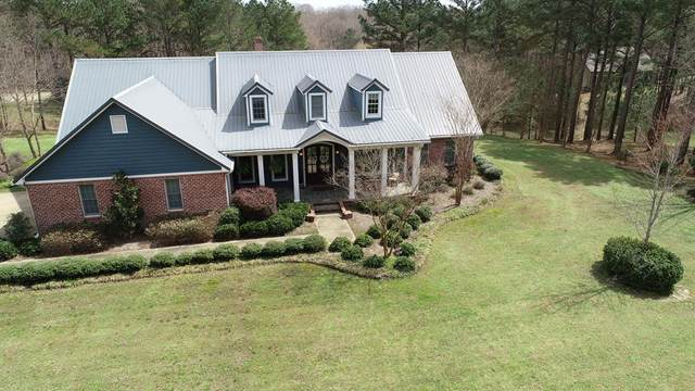 72 Cr 1061, OXFORD, MS 38655 (MLS #145357) :: John Welty Realty
