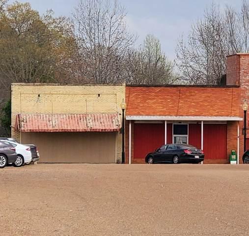 106-108 Public Square, Calhoun City, MS 38916 (MLS #145359) :: Oxford Property Group