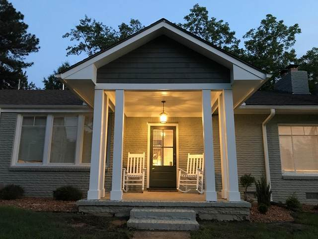 206 Wood Street, WATER VALLEY, MS 38965 (MLS #145368) :: Oxford Property Group