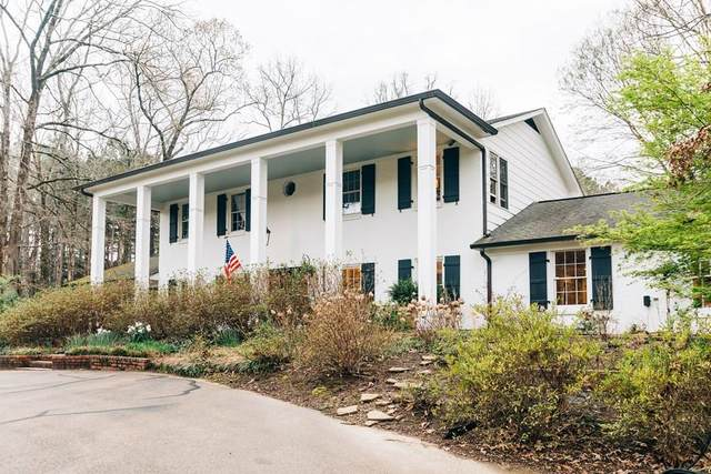 110 St. Andrews Rd., OXFORD, MS 38655 (MLS #145380) :: Oxford Property Group