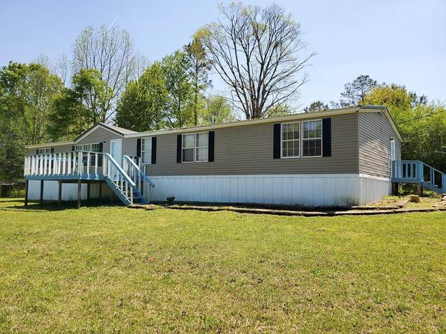 242 Church St., Big Creek, MS 38914 (MLS #145414) :: John Welty Realty