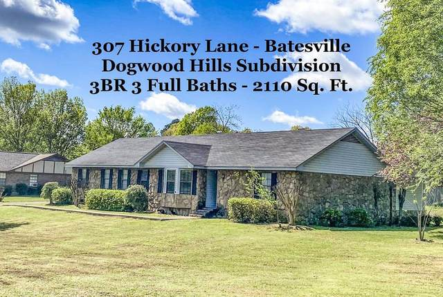 307 Hickory Lane, BATESVILLE, MS 38606 (MLS #145424) :: Oxford Property Group