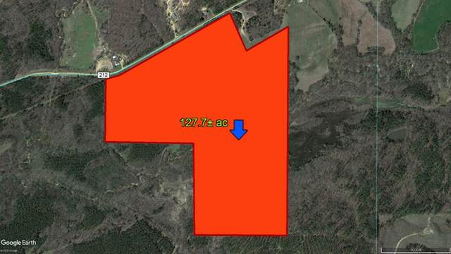 127.7ac Cr 212, WATER VALLEY, MS 38965 (MLS #145436) :: Oxford Property Group