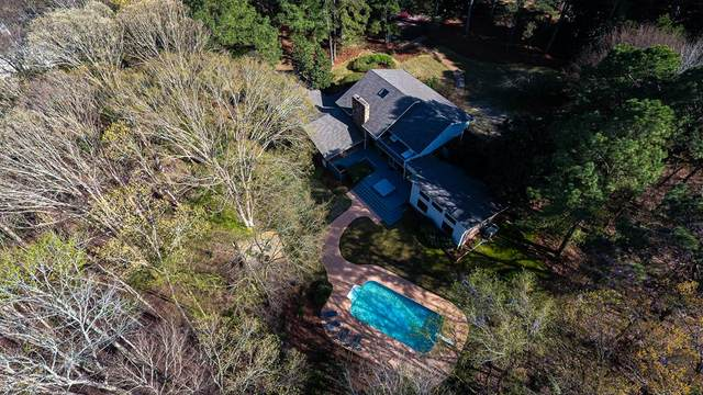 110 Rayner Road, OXFORD, MS 38655 (MLS #145469) :: Oxford Property Group