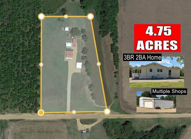 2370 Red Lake Road, Marks, MS 38646 (MLS #145586) :: John Welty Realty
