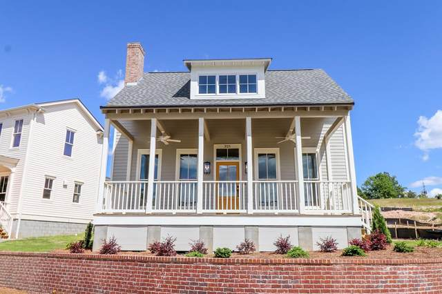 321 Baldwin, OXFORD, MS 38655 (MLS #145612) :: Cannon Cleary McGraw