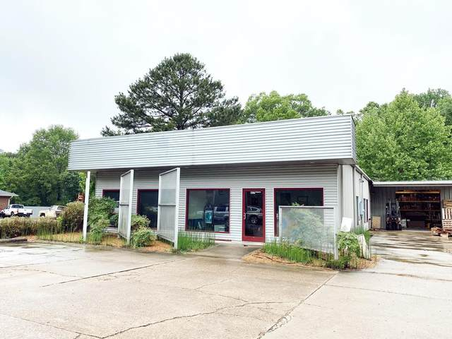 827 North Lamar, OXFORD, MS 38655 (MLS #145614) :: Oxford Property Group