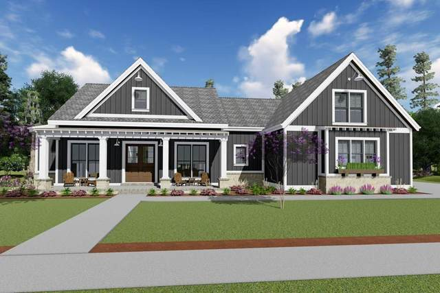Lot 31 Oakland Drive, OXFORD, MS 38655 (MLS #145670) :: Oxford Property Group