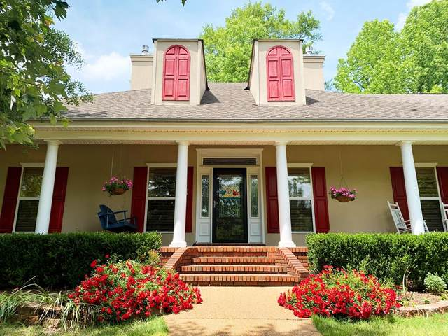 9 Cr 4073 ( Hwy 334), OXFORD, MS 38655 (MLS #145675) :: Oxford Property Group