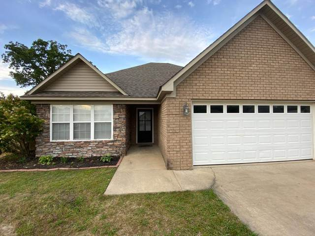 107 Franklin Dr., OXFORD, MS 38655 (MLS #145702) :: Oxford Property Group