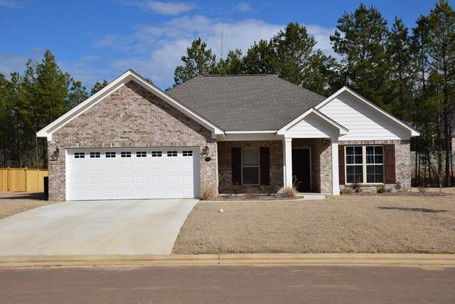Lot 72 Pebble Creek Loop, OXFORD, MS 38655 (MLS #145802) :: John Welty Realty